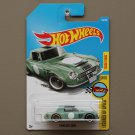 Hot Wheels 2017 Legends Of Speed Datsun Fairlady 2000 (vintage green)