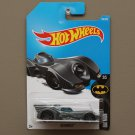Hot Wheels 2017 Batman Batmobile (1989) (graphite)