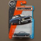Matchbox 2017 MBX Adventure City '71 Nissan Skyline 2000 GTX (steel blue) (SEE CONDITION)