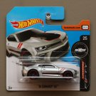 Hot Wheels 2017 Camaro Fifty '16 Camaro SS (silver)