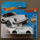Hot Wheels 2017 Factory Fresh Porsche 934.5 (white) (SEE CONDITION)