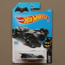 Hot Wheels 2017 Batman Batmobile (Batman vs. Superman Dawn Of Justice) (grey)