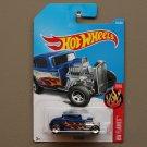 Hot Wheels 2017 HW Flames '32 Ford (blue)