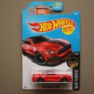 Hot Wheels 2016 Nightburnerz Ford Shelby GT350R (red)