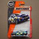 Matchbox 2017 MBX Heroic Rescue '15 Subaru WRX STI (blue)