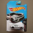 Hot Wheels 2017 Camaro Fifty '16 Camaro SS (silver)