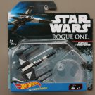Hot Wheels 2017 Star Wars Ships Partisan X-Wing Fighter (Rogue One)