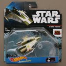 Hot Wheels 2016 Star Wars Ships Tooned A-Wing Fighter (Rebels)