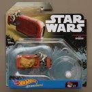 Hot Wheels 2017 Star Wars Ships Rey's Speeder