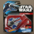 Hot Wheels 2015 Star Wars Ships Obi-Wan Kenobi's Jedi Starfighter (SEE CONDITION)