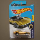 Hot Wheels 2017 HW Screen Time '68 Corvette (Gas Monkey Garage) (SEE CONDITION)