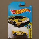 Hot Wheels 2017 HW Speed Graphics Lamborghini Huracan LP 620-2 Super Trofeo (yellow) (SEE CONDITION)
