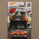 Hot Wheels 2017 Car Culture HW Redliners '55 Chevy Bel Air Gasser