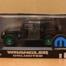 Greenlight Jeep MOPAR Series 1:43 Jeep Wrangler Unlimited (Green Machine)
