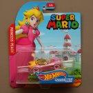 Hot Wheels 2017 Character Cars Nintendo Super Mario Princess Peach