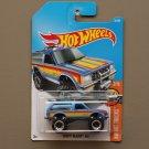 Hot Wheels 2017 HW Hot Trucks Chevy Blazer 4x4 (blue)