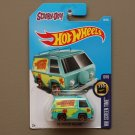 Hot Wheels 2017 HW Screen Time The Mystery Machine (Scooby Doo)