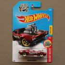 Hot Wheels 2017 Holiday Racers Rodger Dodger (red)