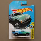 Hot Wheels 2017 HW Speed Graphics Toyota Off-Road Truck (blue)