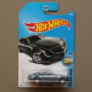 Hot Wheels 2017 Factory Fresh Cadillac Elmiraj (pearlescent blue) (SEE CONDITION)