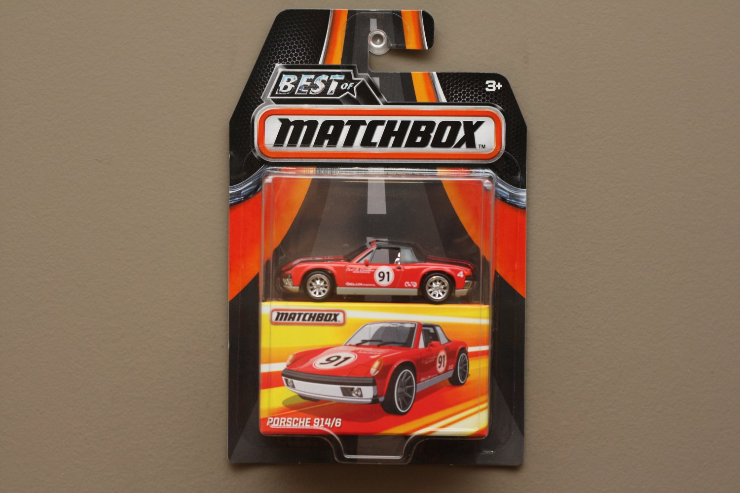 Matchbox 2017 Best Of Series Porsche 914-6