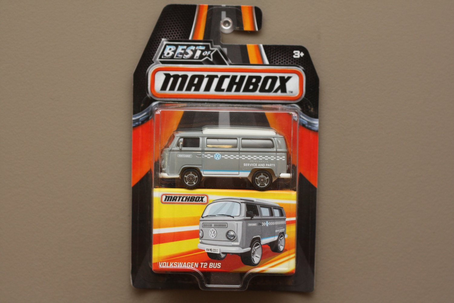 Matchbox 2017 Best Of Series Volkswagen T2 Bus