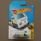 Hot Wheels 2017 HW Art Cars Volkswagen T2 Pickup (white)