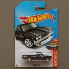 Hot Wheels 2017 HW Hot Trucks Datsun 620 (black)