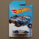 Hot Wheels 2017 HW Race Team '69 Corvette Racer (blue)