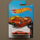 Hot Wheels 2017 Camaro Fifty '81 Camaro (orange)