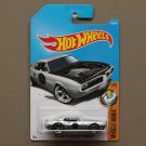 Hot Wheels 2017 Muscle Mania Custom '69 Pontiac Firebird (ZAMAC silver)