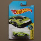 Hot Wheels 2017 HW Speed Graphics Lamborghini Huracan LP 620-2 Super Trofeo (green)