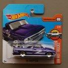 Hot Wheels 2017 HW Hot Trucks '67 Chevy C10 (purple)