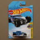 Hot Wheels 2018 Legends Of Speed Bone Shaker (blue)