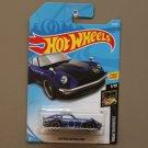 Hot Wheels 2018 Nightburnerz Custom Datsun 240Z (blue) (SEE CONDITION)