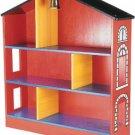 Firehouse Series Book Shelf