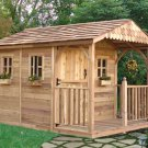 Country Series Garden Shed