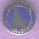 Idaho State Button Society official button
