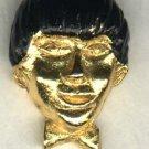 John Lennon scatter pin vintage realistic