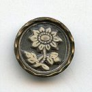 3 small Ivoroid antique buttons each different