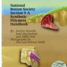 Synthetic Polymers Handbook booklet by National Button Society