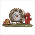 Fire Department Clock (38200)