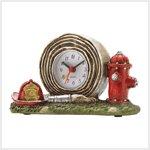 Fire Department Clock (38200)