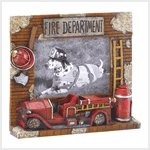 Fireman Photo Frame (38196)