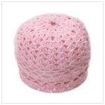 Pink Sequin Beanie (36945)