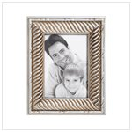 Fancy Silver Photo Frame (37000)