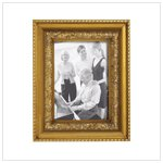 Antique Gold Photo Frame (37001)
