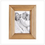 Fancy Gold Photo Frame (37002)