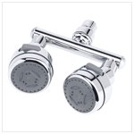 Double Shower Head (38361)