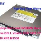 Laptop Slot Load DVD±RW Burner Drive DELL Vostro 1310 1510 1710 2510 XPS M1530